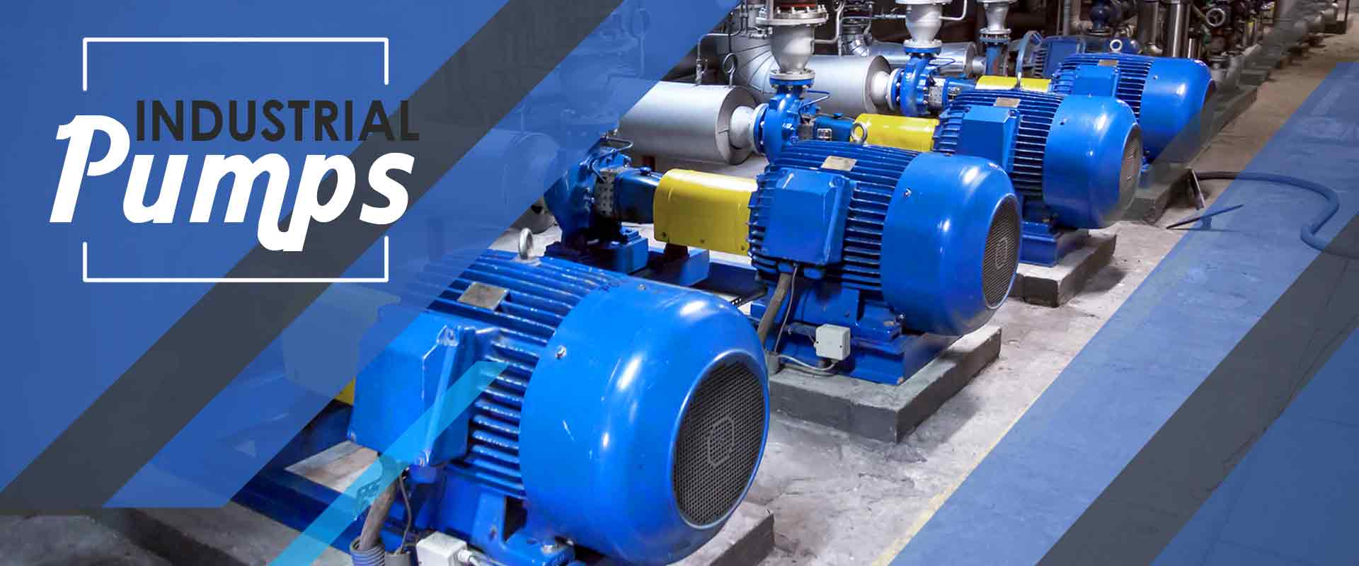 Industrial Pumps Manufacturers In California