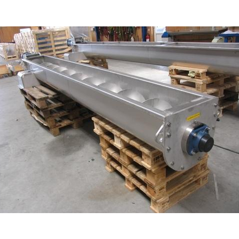 Benefits Of Screw Conveyor