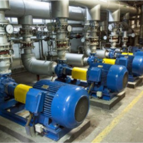 Types Of Industrial Pumps