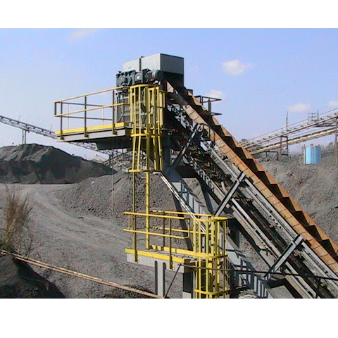 Bulk Material Handling System In Champhai