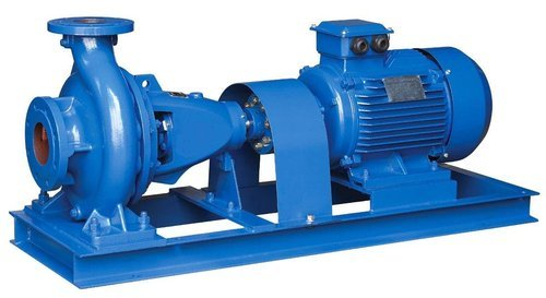 Horizontal Pump In Liwa Oasis
