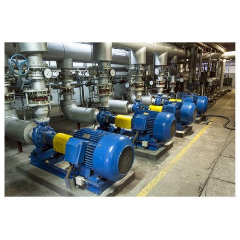 Industrial Pumps Manufacturers