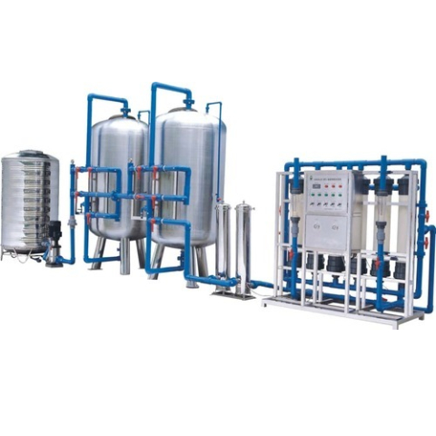 Packaged Drinking Water Plant Manufacturers