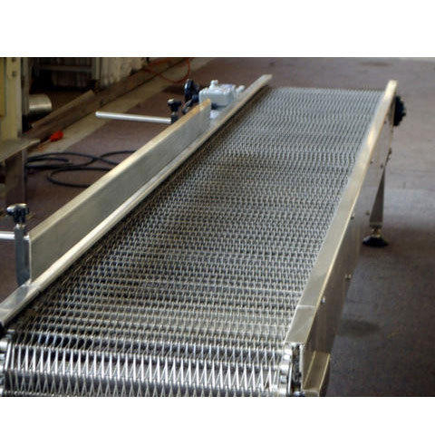 Wire Mesh Conveyor Exporters